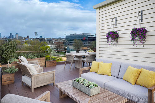 50 leo luxury brighton condos roof render 2
