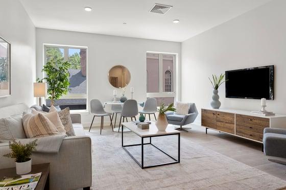 Brix luxury condos in Salem new model unit