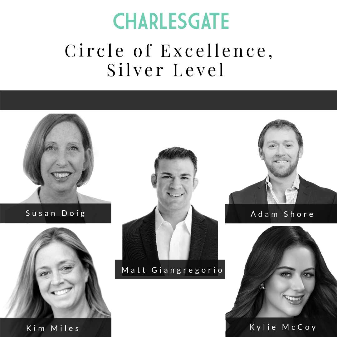 Circle of Excellence, Silver at Charlesgate Realty