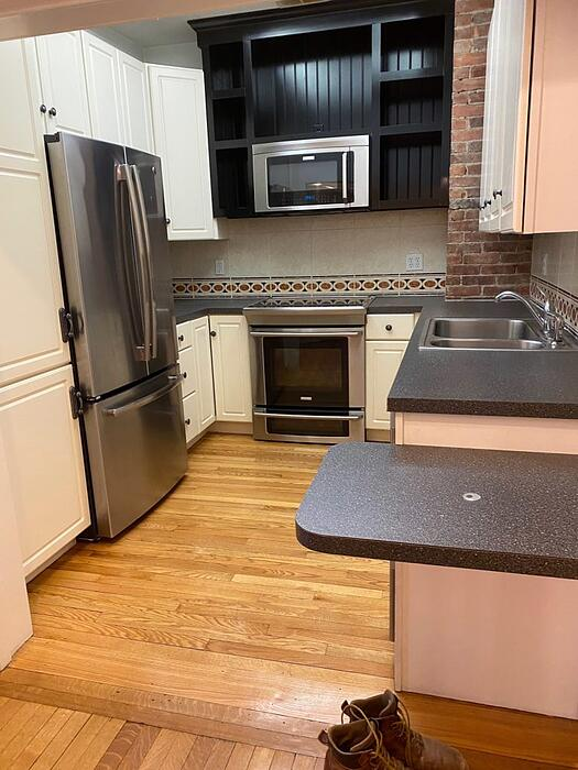 in today's rental market renters expect updated and modern kitchens