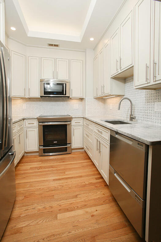 kitchen renovations are a great way to stay competitive in today's rental market