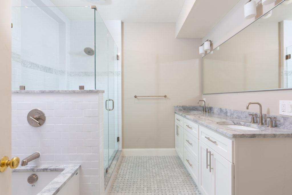 bathroom renovations are a great way to stay competitive in today's rental market