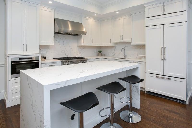 The Wheatland Back Bay - kitchen
