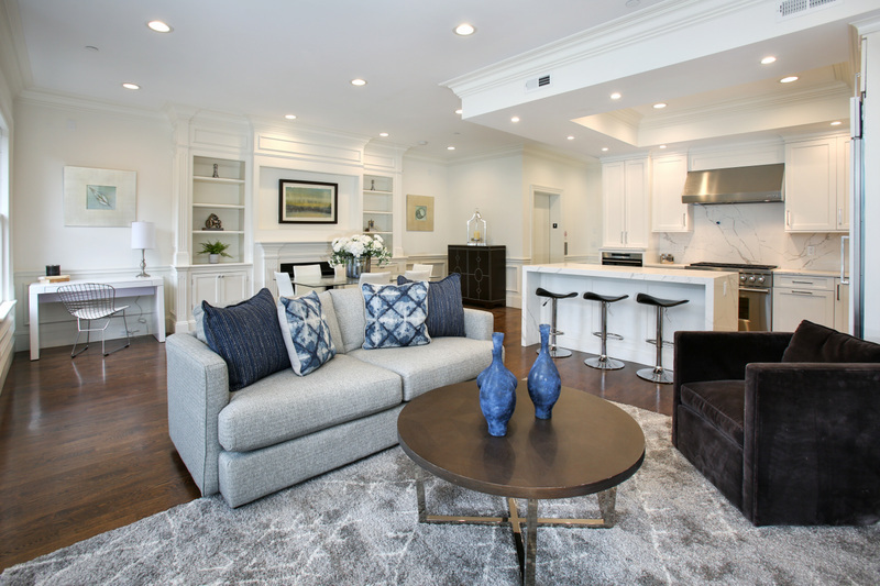 The Wheatland Back Bay - living dining
