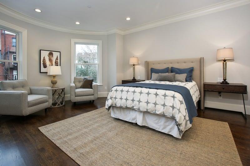 The Wheatland Back Bay - bedroom