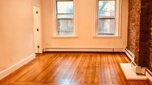 old hardwood floor refinishing