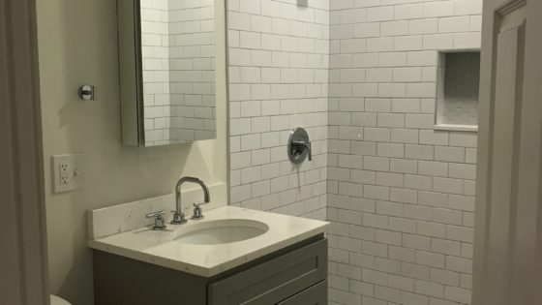 bathroom renovation in boston