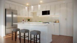 BRIX Condominiums Kitchens