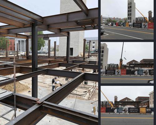 BRIX Condominiums Construction Progress