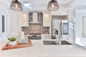 Keeping your kitchen layout the same can greatly impact the cost of a renovation