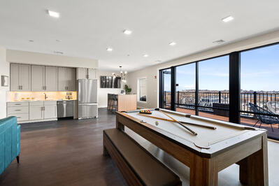 The PAcer Condos in East Boston amenities