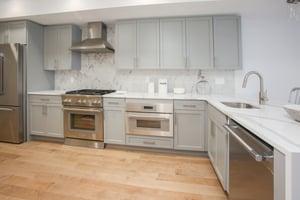 Stadia50 Condos in Brighton kitchen